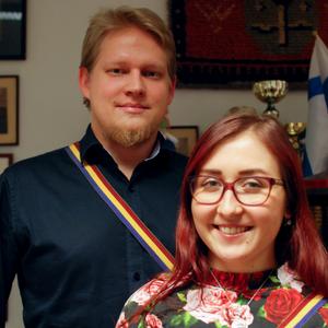 Tero Hirvonen & Ella Taavitsainen