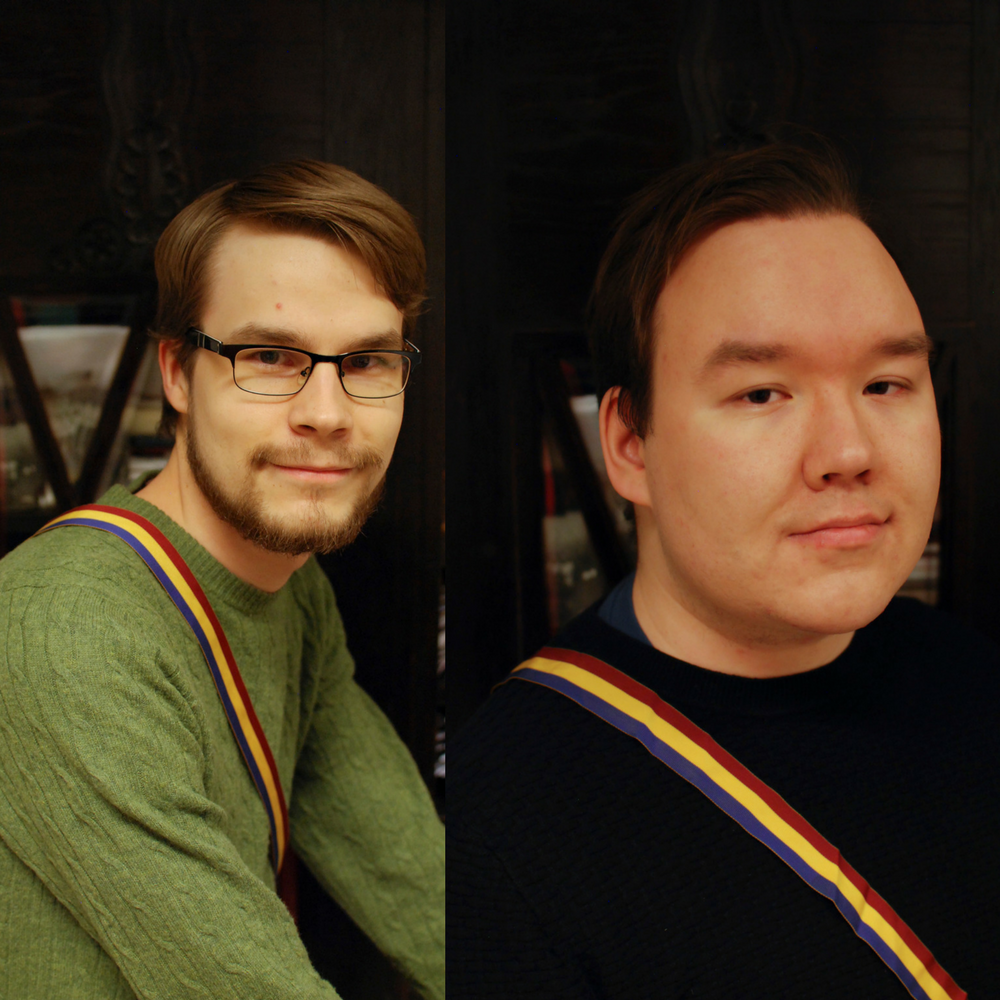 Patrik Nurminen & Jaakko Tanhola